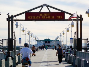 Veterans Pier