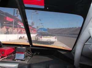 Nascar-Getting ready to leave