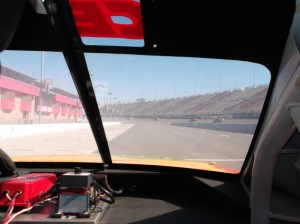 Nascar-View from Windo
