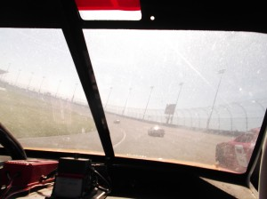 Nascar-View from window (2)