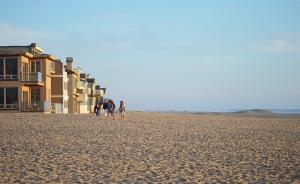Beach length