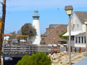 Oxnard Fishermans village