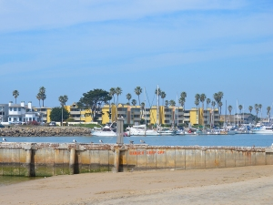 Oxnard small beach