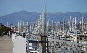 Ventura Harbor boats