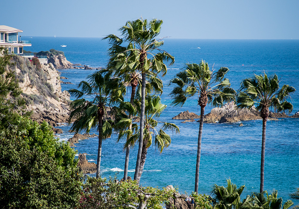 Laguna Beach Staycations California
