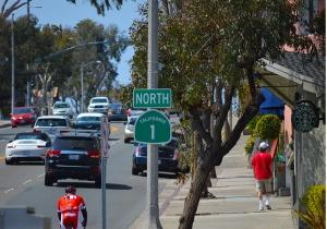 Laguna Street sign