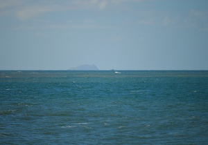 Cornado islands in background