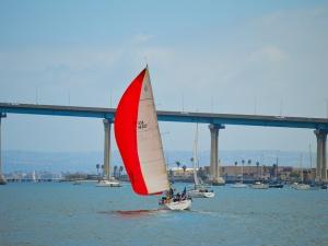 Dock-Sailboat