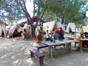 Fair camp