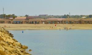 Del Mar Beach cottages