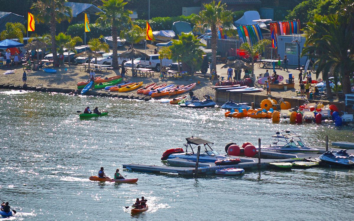 Carlsbad Lagoon Carlsbad California Staycations California