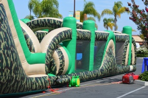 Race 6 Obstacle Course