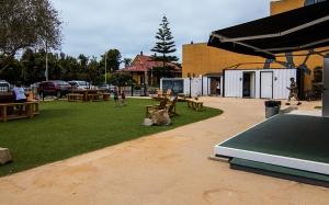 Village dog park