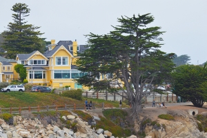 House in Monterey