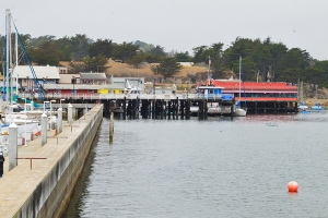 Montery Wharf right side