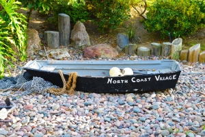 NC Village Dinghy