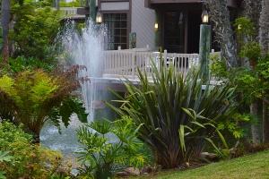 NC Village Fountain