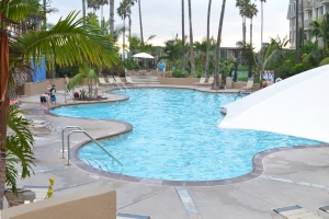 NC Village Pool in day