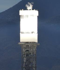 Solar tower 4