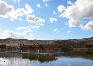 Santee-Floating cabins 2