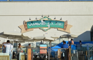 Bel--Wavehouse sign