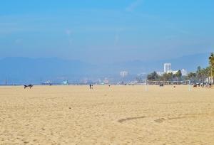 VB-Santa Monica pier in the background