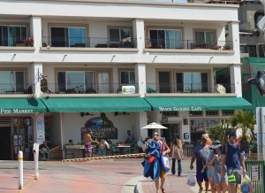 San Clem--Shops by the pier