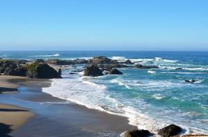FB- Beach with Rocks