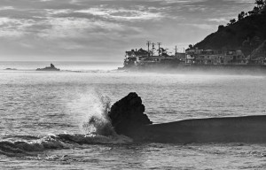 Malibu black and white 1