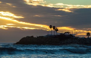 Malibu sunset telephot G