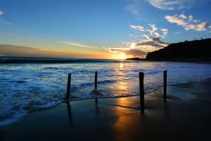 Sunset sticks G