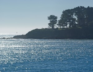 Cambria- View from pier north