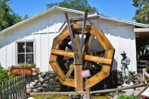 Myrtle Cafe wheel