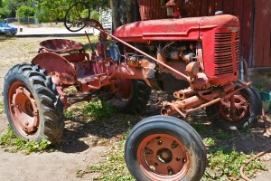 Myrtle Tractor