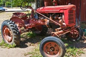Myrtle Tractor