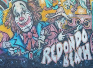 Redondo Graphitt sign