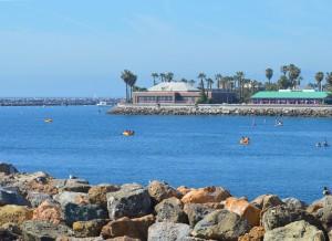 Redondo-Looking across bay