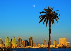 San Diego Full Moon P