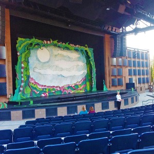 Shrek The stage day G