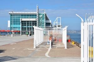 B Street Pier