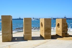 Sand castle tube 2