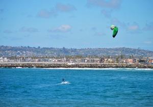 Kite surfer OB 800 GG