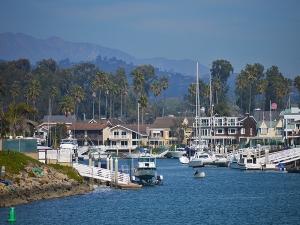 Ventura harbor canal 800