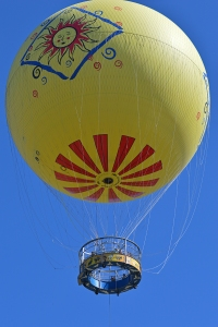 Hot Air Balloon 800