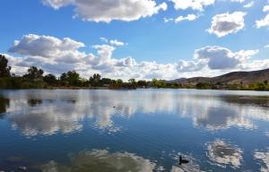 Clouds Lake