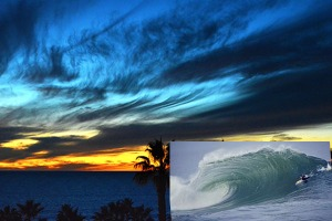 Wave sample