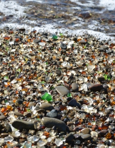 Sea Glass three
